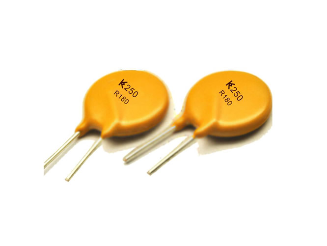 Application of PPTC in 220V AC lamp touch dimmer circuit